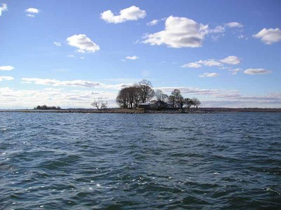 Terrain for sales at Private Island Property 1 Betts Island East South Norwalk, Connecticut 06854 États-Unis
