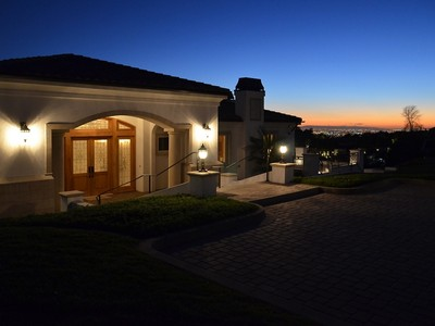 Single Family Home for sales at La Habra Heights 833 Church Hill Road La Habra Heights, California 90631 United States
