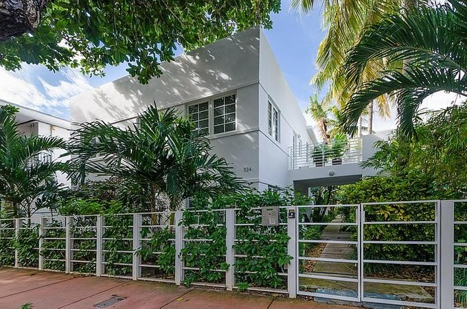 Townhouse for sales at Claris Condo 234 Meridian Ave. Unit 2   Miami Beach, Florida 33139 United States