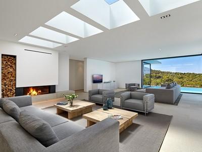 Maison multifamiliale for sales at New villa with 4 bedrooms in Santa Ponsa  Calvia, Majorque 07180 Espagne