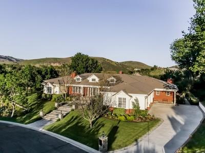 一戸建て for sales at Candlecrest Drive 1144 Candlecrest Drive Westlake Village, カリフォルニア 91362 アメリカ合衆国