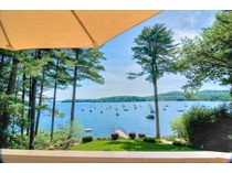 Single Family Home for sales at Lakefront Contemporary 19 Dockham Shore Road   Gilford, New Hampshire 03249 United States