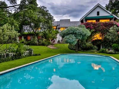 Single Family Home for sales at A TOUCH OF ENGLAND IN THE HEART OF BRYANSTON  Johannesburg, Gauteng 2191 South Africa