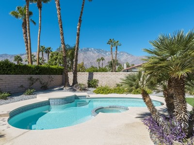 Single Family Home for sales at 1353 E Del Mar Way   Palm Springs, California 92262 United States