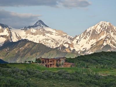 단독 가정 주택 for sales at Casa del Cielo 2909 Juniper Hill Drive Aspen, 콜로라도 81611 미국