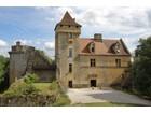 Maison unifamiliale for  sales at For sale château 15th century en Périgrod noir street Sarlat La Caneda, Dordogne 24200 France