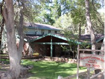 Einfamilienhaus for sales at Beautiful Main Lodge with Six Guest Rooms 29 E Ramsey Canyon   Hereford, Arizona 85616 Vereinigte Staaten