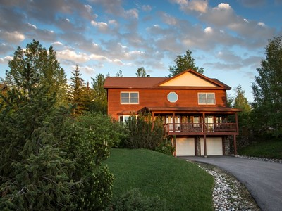 Single Family Home for  at Kelhi Court 364 Kelhi Ct Steamboat Springs, Colorado 80487 United States