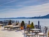 Casa Unifamiliar for sales at Extraordinary Waterfront Home 37 West Shore Road Belvedere, California 94920 Estados Unidos