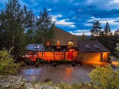 Villa for sales at 7814 Armadillo Trail  Evergreen, Colorado 80439 Stati Uniti