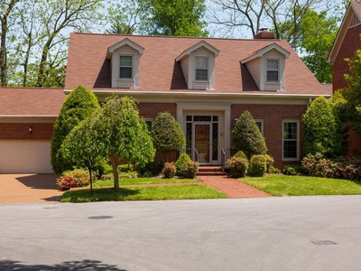 Частный односемейный дом for sales at 604 Chelmsford Place   Nashville, Теннесси 37215 Соединенные Штаты