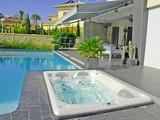 Property Of Impressive modern villa with fantastic views