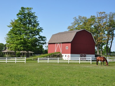Maison unifamiliale for sales at North Michigan Equestrian Center & Farm 626, 761 W. Townline Rd Harbor Springs, Michigan 49740 États-Unis