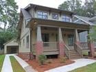 Casa Unifamiliar for sales at Energy Efficient Craftsman Home 517 Sycamore Drive  Decatur, Georgia 30030 Estados Unidos