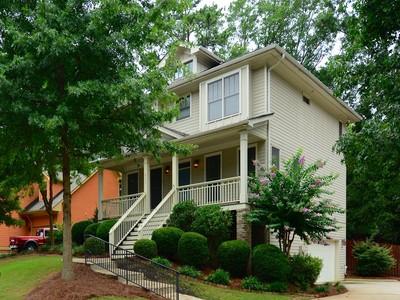 Single Family Home for sales at Gorgeous Turnkey Craftsman 2113 Marshalls Lane SE Atlanta, Georgia 30316 United States