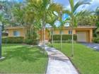 Maison unifamiliale for sales at 1530 Miller Road  Coral Gables, Florida 33146 États-Unis