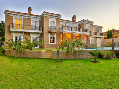 Maison unifamiliale for sales at Sublime residence in most sought-after avenue (on 1820m²) in a residential estat  Johannesburg, Gauteng 2191 Afrique Du Sud