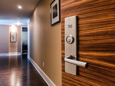 Nhà chung cư for sales at Montreal 859 Rue de la Commune E., apt. 701 Montreal, Quebec H2L0B9 Canada