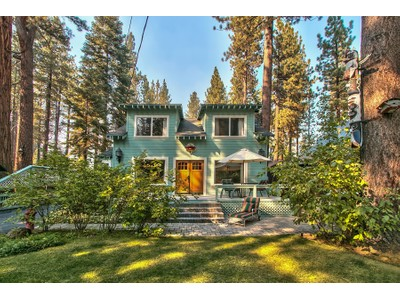 Single Family Home for sales at 2675 Hillcrest Avenue   Tahoe City, California 96145 United States