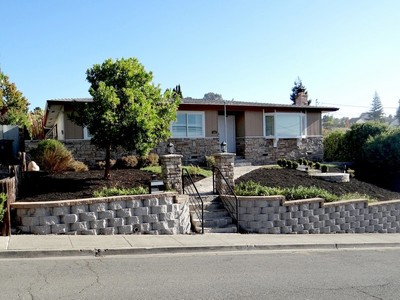 Single Family Home for sales at Exceptional Location With Views 355 West M Street Benicia, California 94510 United States