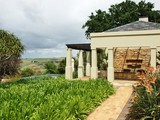 Property Of Stunning Stellenbosch Guest Farm with Protea's and VIneyards