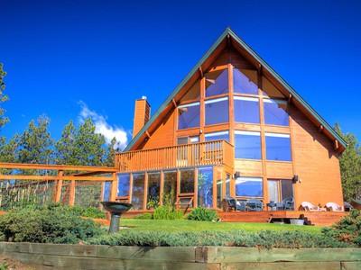 Casa para uma família for sales at Upland Trail 10475 Upland Trail   Missoula, Montana 59804 Estados Unidos