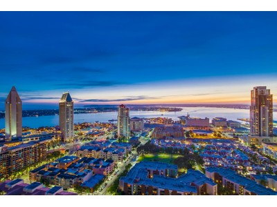 Condominium for sales at Meridian #2502 700 Front Street #2502  San Diego, California 92101 United States
