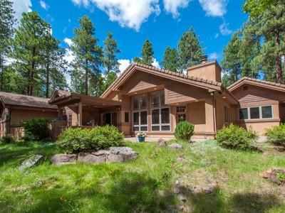 단독 가정 주택 for sales at Immaculate Single Level Home 2769 Lindberg Spring  Flagstaff, 아리조나 86005 미국
