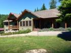 Ferme / Ranch / Plantation for  sales at Ultimate off the grid Estate 0 Trout Creek Ranch Road  Sandpoint, Idaho 83864 États-Unis