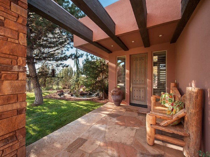 Single Family Home for sales at Beautiful Southwest Sedona Home 160 Desert Holly Drive  Sedona, Arizona 86336 United States