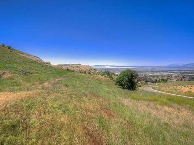 土地 for sales at Premier Building Lot in North Salt Lake 1020 Plumb Tree Ct Lot#7A-R   North Salt Lake, 犹他州 84054 美国