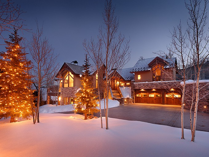 Single Family Home for sales at Custom Home in Snowmass Village 1926 Faraway Road   Snowmass Village, Colorado 81615 United States