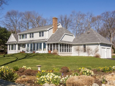 Single Family Home for sales at Sweeping Vistas 10 Rivers Ridge Road Old Saybrook, Connecticut 06475 United States