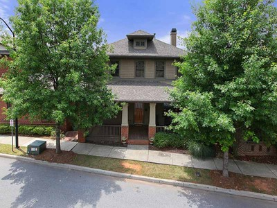 Частный односемейный дом for sales at Classic Glenwood Park 507 Hamilton Street SE `  Atlanta, Джорджия 30316 Соединенные Штаты