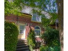 Single Family Home for  rentals at Historic Home in Cabbagetown 36 Geneva Avenue Toronto, Ontario M5A2J8 Canada