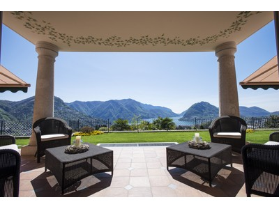 Single Family Home for sales at Neoclassical villa Porza Lugano, Ticino 6900 Switzerland