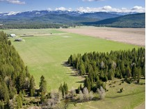土地 for sales at 40 Level Acres with Views 567 & 573 Twin Bridges Road   Whitefish, モンタナ 59937 アメリカ合衆国