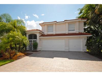 Single Family Home for sales at 4145 Bahia Isle Circle  Wellington, Florida 33414 United States