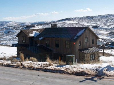 Moradia for sales at Partially finished home in Tuhaye 3252 Broken Spear Trail Heber City, Utah 84032 Estados Unidos