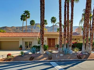 Einfamilienhaus for sales at Maracaibo 38194 Maracaibo Palm Springs, Kalifornien 92264 Vereinigte Staaten