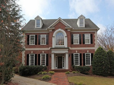 Single Family Home for sales at Luxurious, Resort Feel, Best Trifecta Cobb Schools 4602 Wynmeade Park Marietta, Georgia 30067 United States
