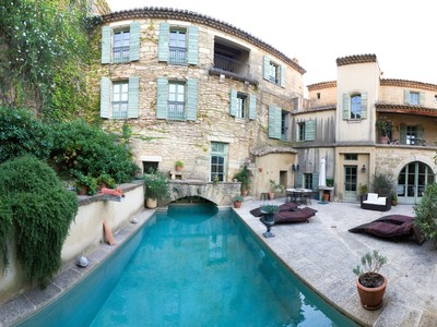 Multi-Family Home for sales at UZES FABULEUSE PROPRIÉTÉ AU COEUR D'UN CHARMANT VILLAGE  Other Languedoc-Roussillon, Languedoc-Roussillon 30700 France