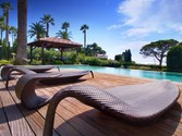 Maison unifamiliale for sales at Modern House with beautiful sea CA5192 views  Cap D'Antibes,  06160 France