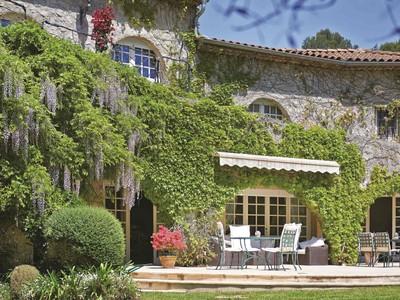 Einfamilienhaus for sales at Magnificent Provencal villa  Mougins, Provence-Alpes-Cote D'Azur 06250 Frankreich