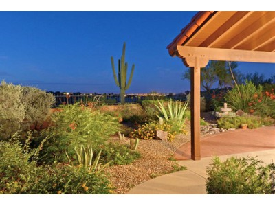 Single Family Home for sales at Beautiful Upgrade Home with Serene Desert, Mountain and City Light Views 6672 E Valle Di Cadore Tucson, Arizona 85750 United States