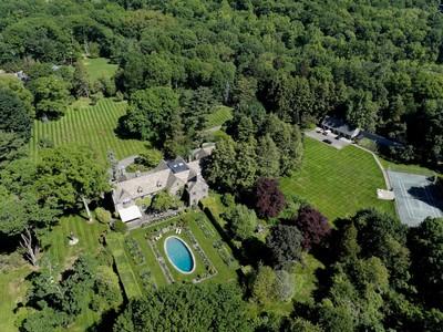 Autre résidentiel for sales at Country Estate 7 Sky Meadow Farm Purchase, New York 10577 États-Unis