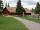 Landgut / Bauernhof / Plantage for sales at Horse Property on Trumble Creek 385 Hodgson Road Columbia Falls, Montana 59912 Vereinigte Staaten