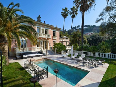Single Family Home for sales at Luxury Belle Epoque villa in the heights of Cannes Le Cannet Le Cannet, Provence-Alpes-Cote D'Azur 06110 France