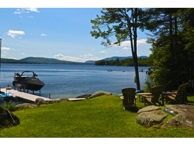 独户住宅 for sales at Marvelous Lake Sunapee Property 23 Scotts Cove Road Sunapee, 新罕布什尔州 03782 美国