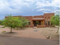 Частный односемейный дом for sales at Spectacular Mountain and Sunset Views 13609 E MONUMENT DR   Scottsdale, Аризона 85262 Соединенные Штаты